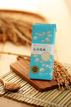 友善農耕香米1kg 1